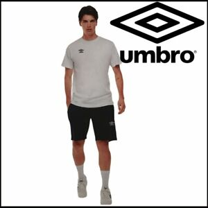 Bermuda uomo Shorts Sportivo UMBRO Pantaloncino Tuta Pantalone corto M L XL