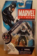 "Marvel Universe 3.75"" #010 Bullseye (Enemy Of Daredevil) Figure By Hasbro (MOC)"