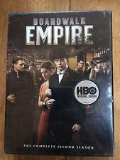 Boardwalk Empire: The Complete Second Season (DVD, 2012, 5-Disc Set)