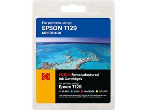 Kodak PHOTO  T1295 Multipack for epson stylus SX-445W BX-305 BX-625