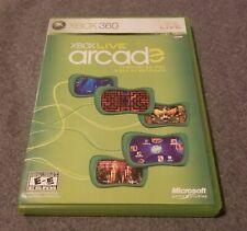 Xbox Live Arcade Compilation Disc (Microsoft Xbox 360, 2007)