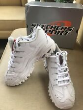 Skechers Sport Energy 2250 Women's White Athletic Gym Sneakers Size 6.5 Shoes