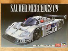 +++ Hasegawa 1/24 Sauber Mercedes C9 20306