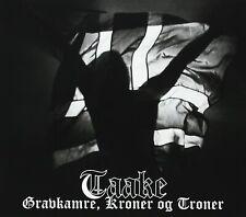 Taake - Gravkamre Kroner Og Troner Dcd #76015
