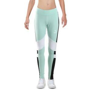 Puma Womens Running Fitness Yoga Athletic Leggings BHFO 1007