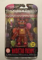 Rockstar Freddy Figure Five Nights At Freddys FNAF Funko Pizzeria Simulator  NEW