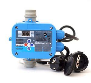 Digitale vollautomatische Pumpensteuerung für Gartenpumpen Hauswasserwerk (TÜV)