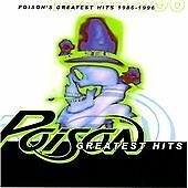Poison - Poison's Greatest Hits 1986-1996 (1996)  CD  NEW/SEALED  SPEEDYPOST