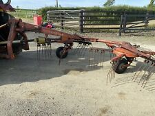 More details for deutz fahr twin rotor rake tractor 3 point linkage