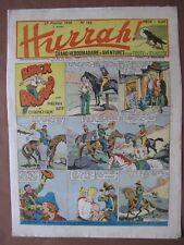 HURRAH !  avant-guerre  n° 143