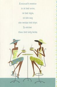 American Greetings Black History Month Card: Sister...You Are So Admired