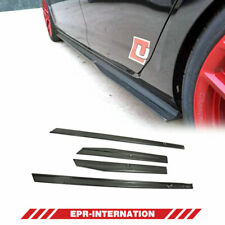 Revo Style Carbon Fiber For VOLKSWAGEN Golf 7 GTI Side Skirt Exterior kit