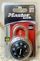 Master Lock Stainless Steel Combo Combination Lock Anti Shim 1500D