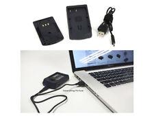 USB Cargador para Nikon D100 SLR, D300, D50, D70s, D90, EN-EL3, EN-EL3a