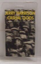 Jerry Harrison - Original Concert Tour Laminate Backstage Pass *Last One*