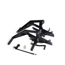 Adjustable CNC Rearsets Footrests for Kawasaki Ninja 650 EX650 ER-6N/ER-6F 12-16