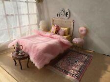 18 items custom 1:6 doll bedroom set Momoko Poppy Parker FR Pullip Blythe