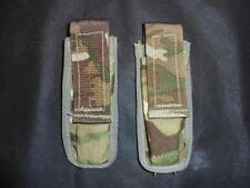 Genuine British Military MTP Osprey MK IV 9mm Pistol Ammo Ammunition Mag Pouches