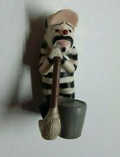 Psyco clowns Homies CLOWN Series 1 Striper Clown Figure
