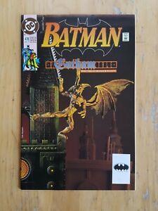 Batman, #478 (1992, DC Comics) High Grade. A Gotham Tale