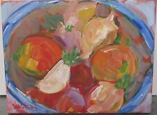 OIL ON CANVAS, Signed by Vermont Artist, Paula Vaicunas, IMPRESSIONISM, 2013