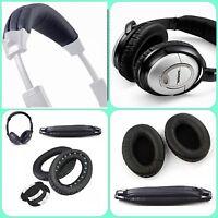 Replacement ear pads handband cushion for QuietComfort QC15 QC2 AE2I OE1 QC3 OE2