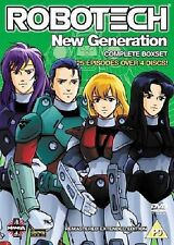 Robotech - The New Generation - Complete Collection (DVD, 2007) New & Sealed