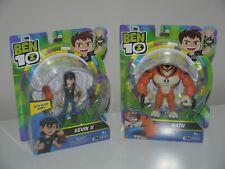 Ben 10 Figures Bundle Rath + Kevin 11 _ NEW EDITION FIGURES _ BNIB