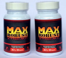 2 x Max Robust Xtreme  *NEU & OVP* *BLITZVERSAND*(96,93€/100g) MaxRobust Xtreme