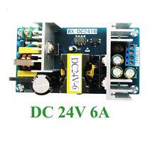 AC DC Inverter 110V 220V 100-265V to 24V 6A Switching Power Supply SMPS Adapter
