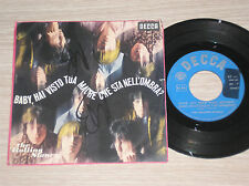 "ROLLING STONES - HAVE YOU SEEN YOUR MOTHER, BABY, STANDING...- 45 GIRI 7"" ITALY"