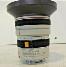 Canon CL5-15mm F/1.6-2.6 3X Zoom Interchangeable Camcorder Video Lens