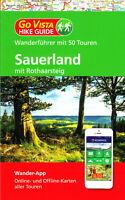 REISEFÜHRER Wanderführer Sauerland, 50 Touren + Wander App, Ausgabe 2019/20 NEU