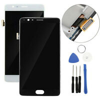 Per OnePlus 3 Three A3000 A3003 5.5 in Schermo LCD Display Touch Screen + Frame