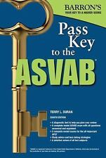 Pass Key to the ASVAB, 8th Edition (Pass Key to the Asvab (Barron's))-ExLibrary