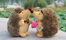 1 Pair Howie Hedgehog Plush Stuffed Animal Toy Selling products Plush Toys