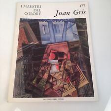 I maestri del colore Juan Gris (n.177) Fabbri Editore 1966 prima edizione