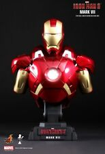 Hottoys Ironman 3 Iron Man 3 Mark Vii (7) 1/4 scale bust