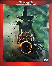 Il Grande E Potente Oz Blu-Ray 3D + Dvd Sigillato Disney