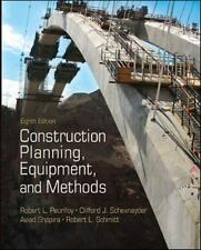 Construction Planning, Equipment, and Methods by Peurifoy, Schexnayder, 8ed