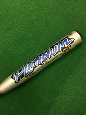 "Louisville Slugger Tps Platinum Xs Fp303 31""/19oz -12 Fastpitch Softball Bat"
