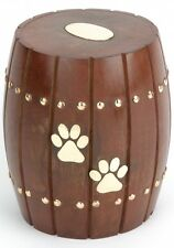Andover Wooden Pet Cremation Ashes Urn
