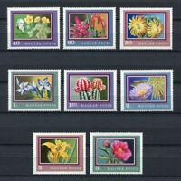 20483) Hongrie 1971 MNH Neuf Plants And Flowers 7v