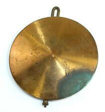 Clock Pendulum Bob With Rod And Nut - 7.9 oz. - Sp489