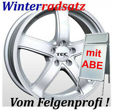 """16"""" ABE Winterräder ASA CS Winterreifen 205/55 für Toyota Auris Hybrid HE15U (a)"""