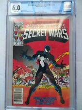 Marvel Superheroes Secret Wars # 8 CGC 6.0