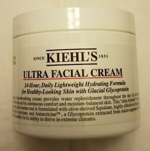 Kiehl's Ultra Facial Lightweight Cream Lg Size 125ml - 4.2 Oz New Sealed & Fresh