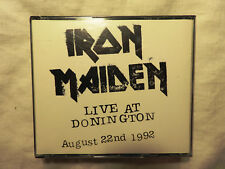 Iron Maiden -  Live at Donington - 22. 8. 1992 - CD
