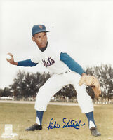 1962 METS Felix Mantilla signed 8x10 photo AUTO Autographed New York