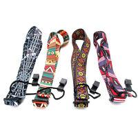 New Adjustable Nylon Universal Ukulele Strap Belt Sling With Hook Mini Guitar-